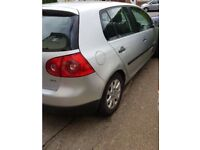 Vw golf 2005 1.9 tdi 127000 miles £550 And engine making noise