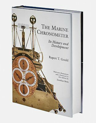 The Marine Chronometer: Its History and Development: New Hardcover book