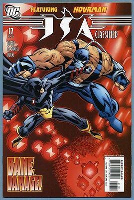 JSA Classified #17 2006 Bane Scott McDaniels DC Comics