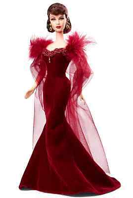 NRFB Barbie Collector Scarlett O'Hara 75th Anniversary Gone with the Wind Doll