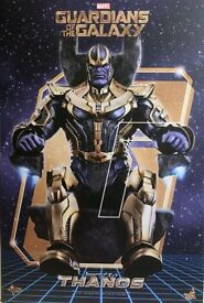 WANTED HOT TOYS THANOS MMS 280 Guardians of the Galaxy