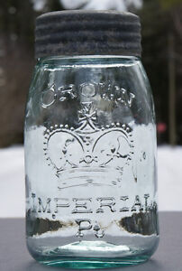 Paying  CASH  for Old Jars, Jar Collections and Old Bottles. London Ontario image 4