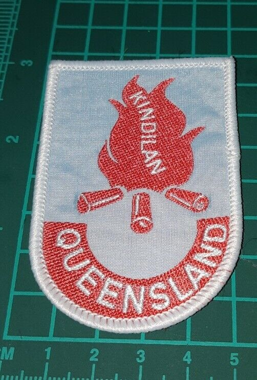 Kindilan Queensland Badge