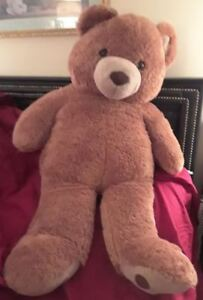 Giant teddy bear - clean and great shape.