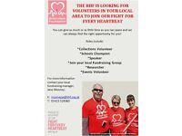 Volunteers Needed in York for British Heart Foundation