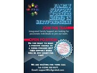Family Support Workers / Drivers