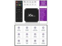 IP TV Box Android - X96 mini Smart Media Player with 1 Year Premium Channels Subscription