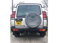 Land Rover discovery2 v8 4ltr