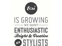 Tai Hair & Beauty need YOU to join their Crew! Recruiting Senior Stylists / Hairdressers Now!