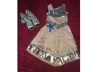 Pocahontas Disney dress up