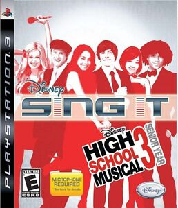 PS3 Games 5$ Disney High School Musical 3, Start the Party!