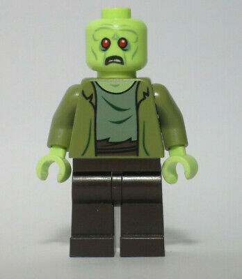 Zeke - Zombie 75902 Scooby-Doo Monster Halloween Lego Minifigure Mini Figure