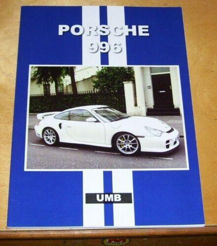 PORSCHE+996+%28911%29+GT2+GT3+CARRERA+ROAD+TEST+REPRINT+BOOK+UNIQUE+MOTOR+BOOKS