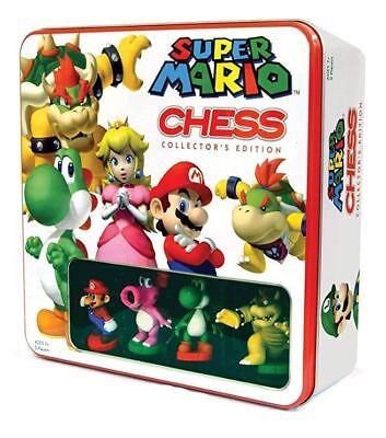 Chess - USAopoly (Schachspiel) (Mario Schach)