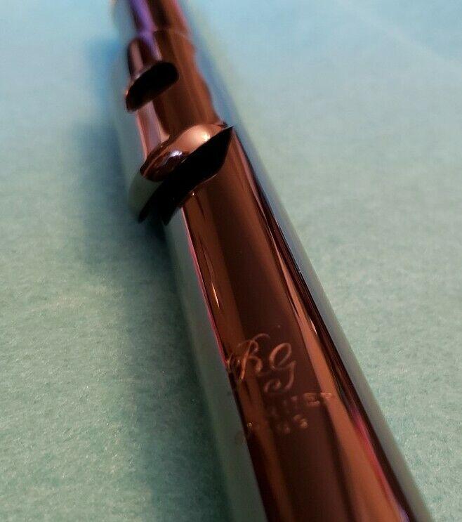 Garner Tungsten Flute Headjoint