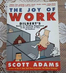 The Joy of Work: Dilbert's Guide to Finding Happiness Kitchener / Waterloo Kitchener Area image 1
