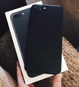 Iphone 7 plus 32 gb with bell mts for sale