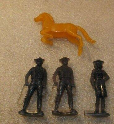 Vintage Nabisco Sky King Plastic Figures Premiuims Clipper Penny Horse E