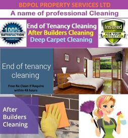 Move out - End of Tenancy clean - free Carpet shampoo wash - Professional Deep Clean - All London