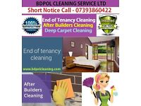 Prodessional Deep Clean - End of Tenancy - After Builders Cleaning - Carpet cleaning- Stream Clean
