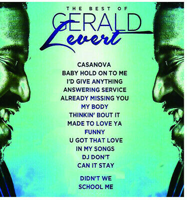 The Best Of Gerald Levert Mix DJ Compilation Mix