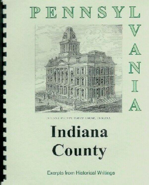 History of Indiana County PA Blairsville, Pennsylvania