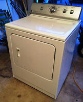 Maytag White Dryer for Sale