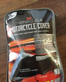 motorcycle motorbike cover size S only used once