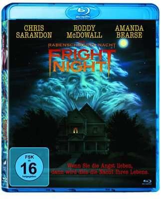 Die Rabenschwarze Nacht - Fright Night / Chris Sarandon (Blu Ray) <H5> ()