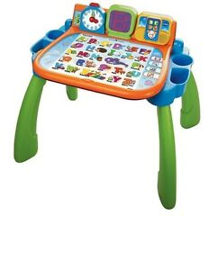 Vtech learning table/table d'apprentissage
