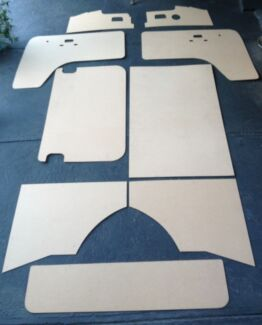 SPRING SALE VW KOMBI 68-79 INTERIOR PANELS VOLKSWAGEN TYPE 2 Merewether Newcastle Area Preview