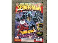 2012 spider man magazine. Great for collectors