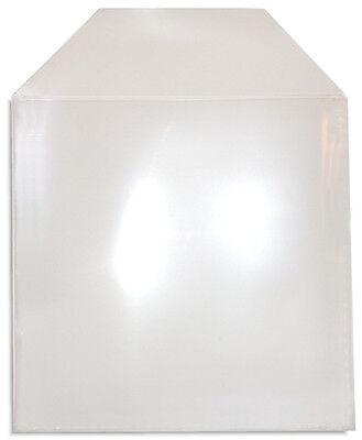 1000-pak Clear 3-inch Mini Plastic Sleeves For 3-inch Mini Cd-rdvdr