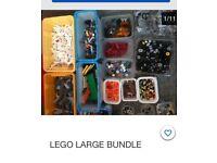 LARGE BUNDLE LEGO