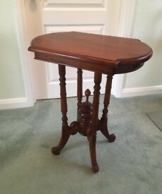 Ancient Mariner Mahogany Table