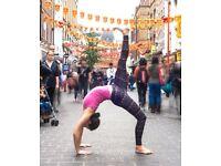 Private 1-2-1 Yoga Classes in North London
