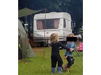 CARAVAN SPRITE XL 5berth STOLEN IN BRIGHTON - REWARD!