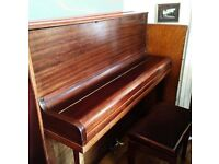 Up right Piano lovely condition