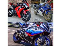 Aprillia Motorcycles Wanted