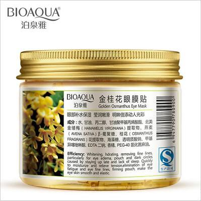 Best Eye Mask Traditional Chinese Herbal Osmanthus Hyaluronic Acid