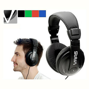 New-Vaas-V1-DJ-DJ-Over-Ear-Noise-Reducing-Isolating-Stereo-Headphones