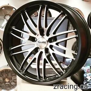 18 Inch Alloy Wheels $799 Tax IN (4New Rim) Rim & Tire Package -- $1250 Tax in Wheels Zracing -- 905 673 2828