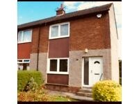 2 bed end terraced house lenzie