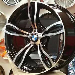 18 Inch BMW Replica 4 Rims 4 Tires on Sale Till $1050 CASH 5 Sep 2015 @905 673 2828