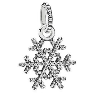 Pandora snowflake pendant Paddington Eastern Suburbs Preview