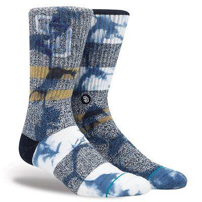 Men's Clothing San Diego Padres Tony Gwynn Mens Stance Mlb Legends Socks Large 9-12 Nwt