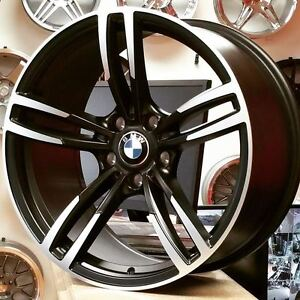 19 In Staggered M4 Replica Rims BMW 3 series Zarcing 9056732828