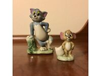 Tom and Jerry Rare Wade Figures