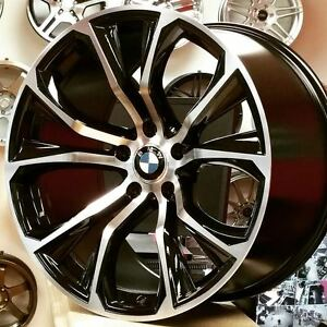 20 Inch Rim Tire Package BMW X5 X6 $1650 + Tax ( 20x10 20x11 )