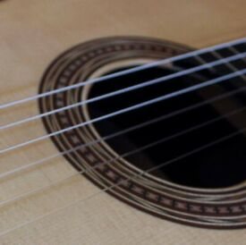 Skype and Home Guitar Lessons Available With Experienced Tutor - Classical, Electric and Theory